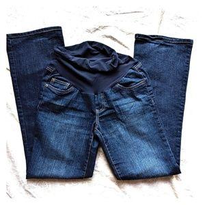 Motherhood Maternity Bootcut Jeans Medium